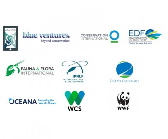 SSF Hub Partners Logos